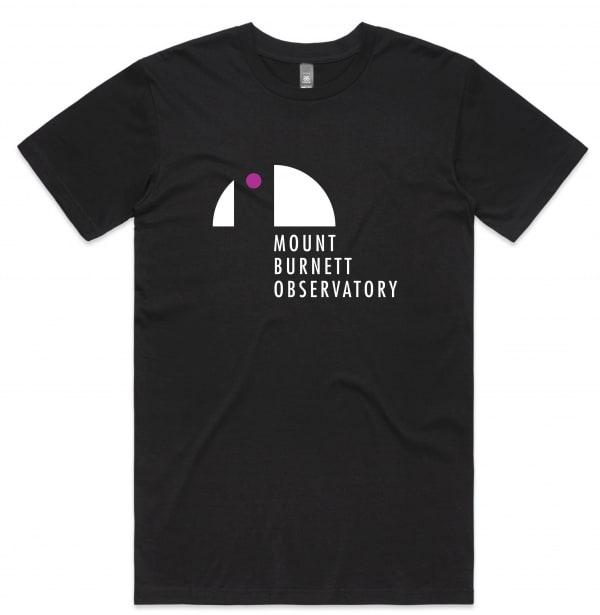 Black men's tee shirt